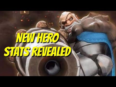NEW Hero Stats Revealed & Looking At New Update Info - Lords Mobile