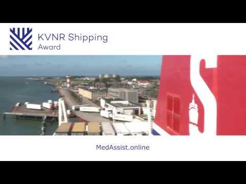 KVNR Shipping Award 2016 - Genomineerde Emergency Control – Maritime Training BV