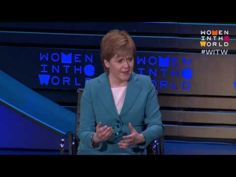 The Queen Of Scots - the First Minister of Scotland