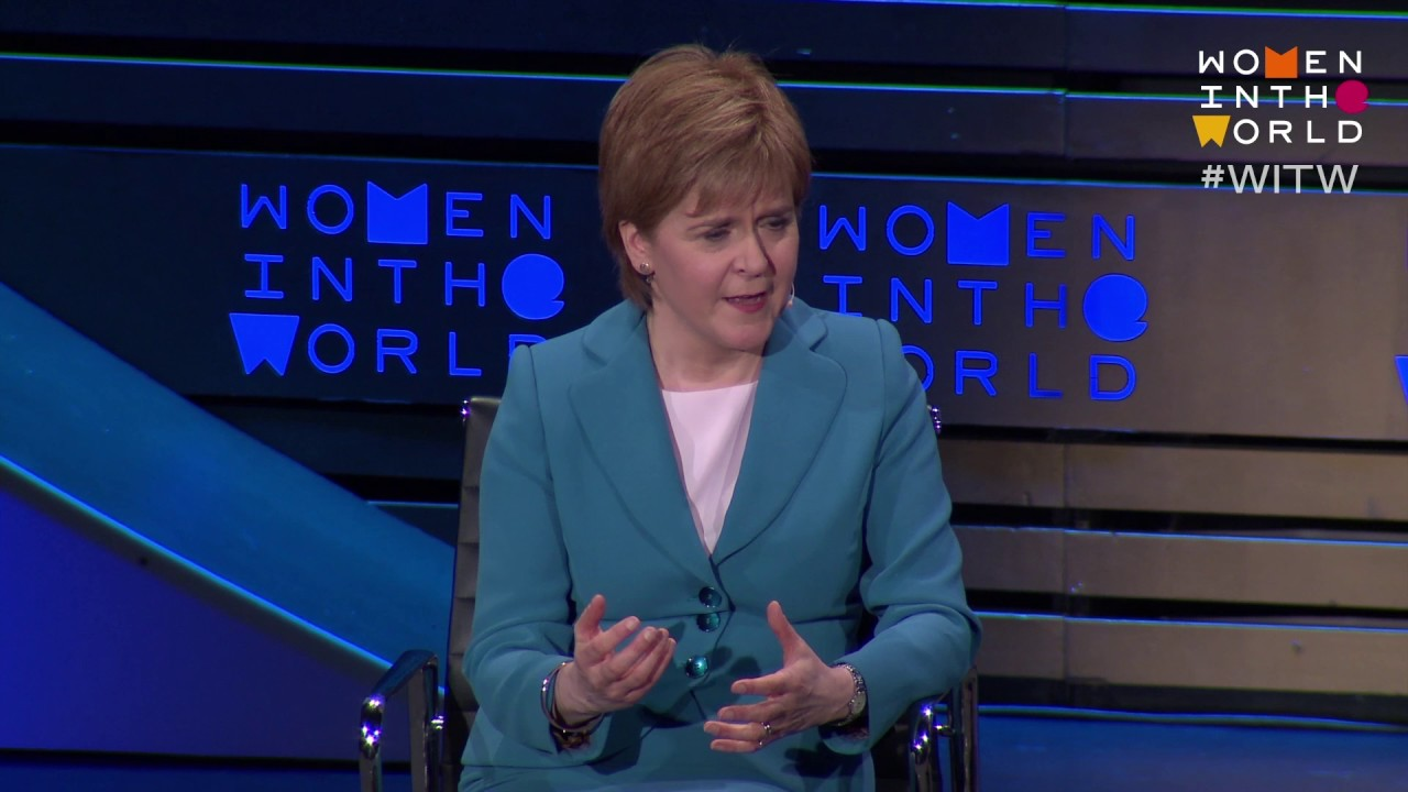 the queen of scots the first minister of scotland youtube