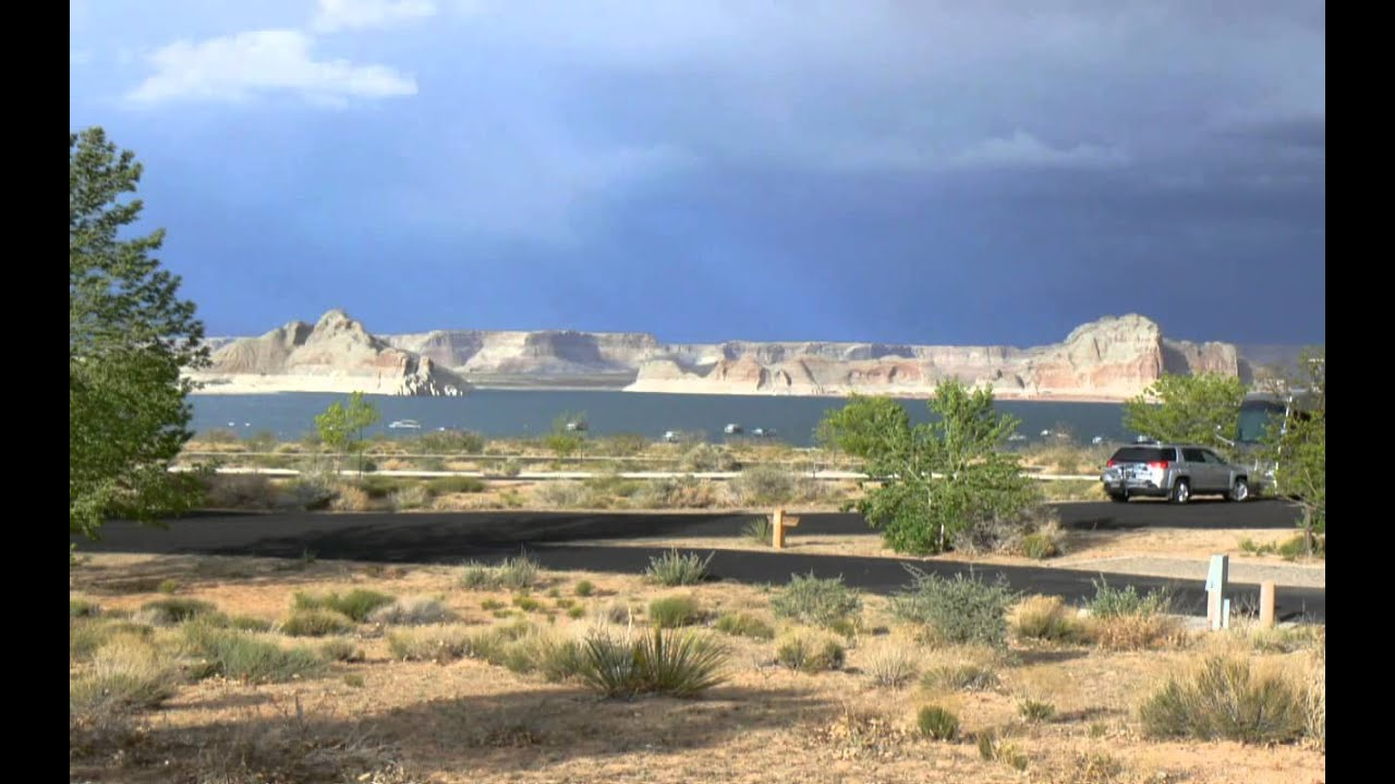 Wahweap Rv Park Campground Youtube