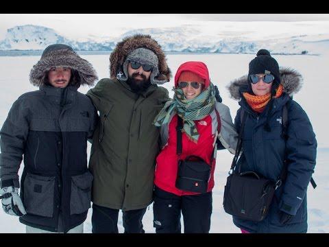 Arte en Antártida / Art in Antarctica  - 2016
