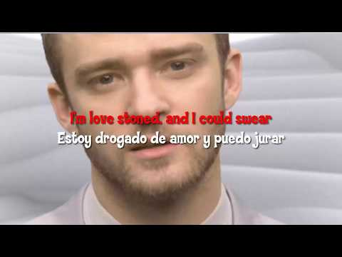Justin Timberlake - LoveStoned, I Think She Knows (Interlude) (Sub. Español y Lyrics)