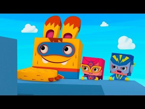ЙОКО   Сборник серий 26-30   Мультфильмы для детей