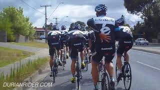 Durianrider Training With The Pros Lance Armstrong & Mark Cavendish