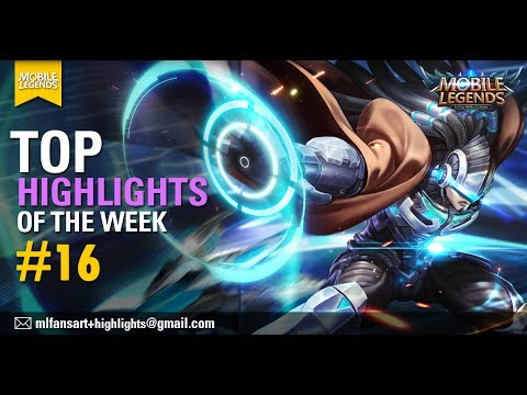 Mobile Legends: Bang bang!  TOP Highlights Of The Week #16