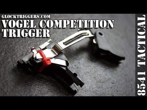 Vogel Competition Glock Trigger Install