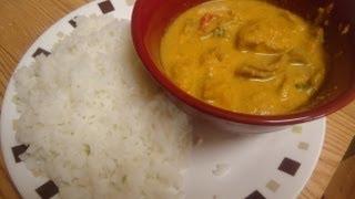 Tilapia Fish Curry -- Fish Curry Recipe -- Tilapia In Coconut Gravy
