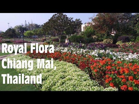 Royal flora garden, Thailand