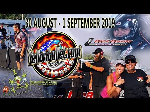2019 Yellow Bullet Nationals - Sunday