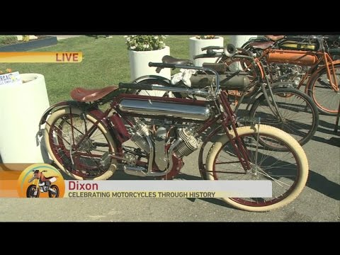 Antique Motorcycle Show