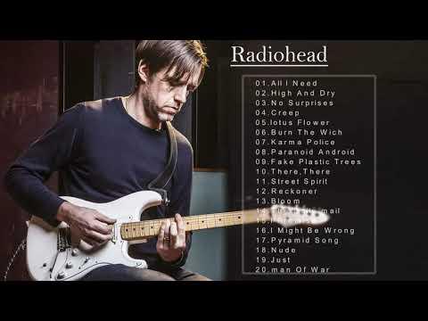 Radiohead Best Songs-Radiohead Greatest Hits-Radiohead Playlist