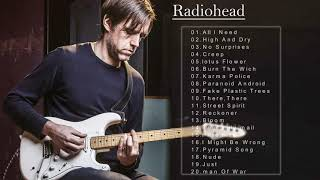 Radiohead Best Songs-Radiohead Greatest Hits-Radiohead Playlist