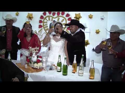Boda de Daniela & Eden en El Capulin, Cd. del Maíz, S.L.P. OSCAR PRODUCCIONES