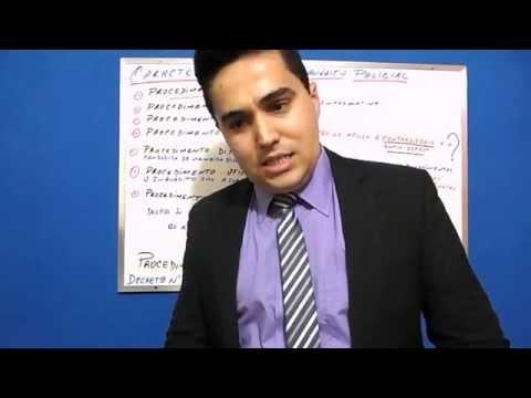 Видео Lei 13245/16 inquerito policial e investigaçao criminal
