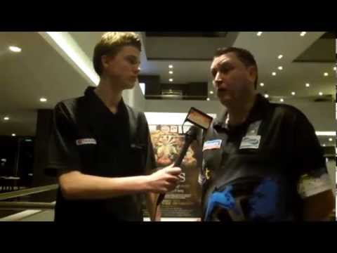 INTERVIEW Kevin Painter talks about Black Roses Darts Charity and Premier League Darts