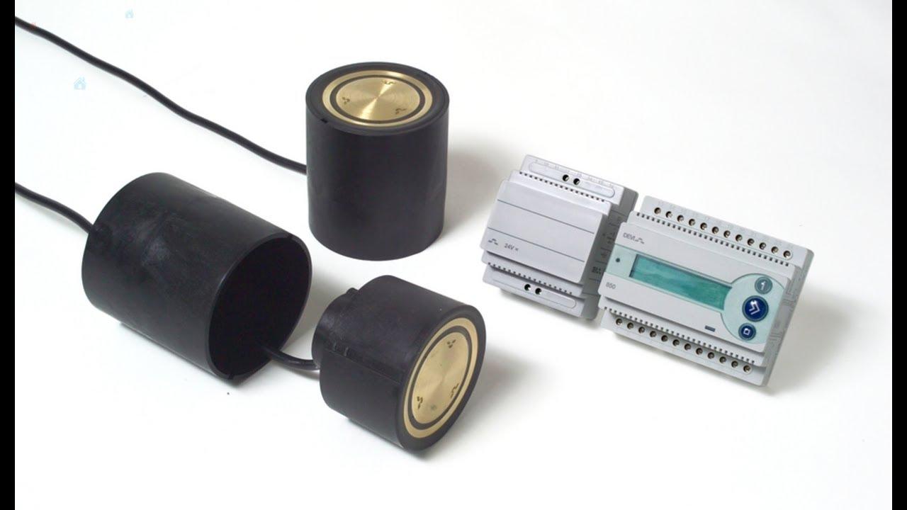 Терморегулятор DEVIreg 850 для систем снеготаяния и антиобледенения. Функционал