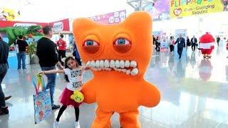 Playing and having fun at New York Toy Fair 2019 Vlog