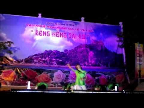 Múa Gặp mẹ trong mơ-Thiếu nữ GĐPT Kim Sơn-Ninh Thuận