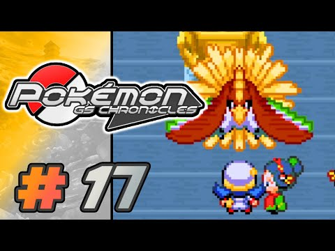 Pokemon GS Chronicles Part 17 THE NEW VICTORY ROAD Rom Hack Gameplay Walkthrough