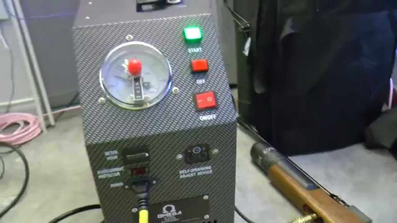 Omega Super Charger Compressor Fills Evanix Conquest 22