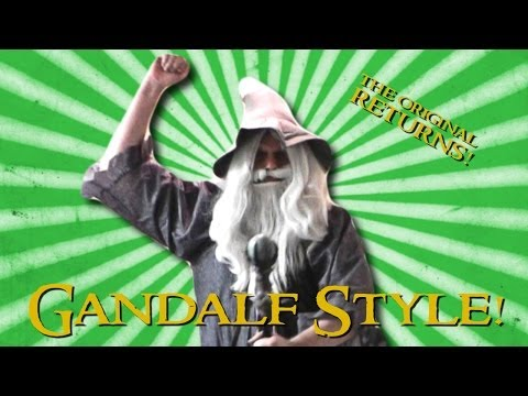 Gandalf Style! | Screen Team