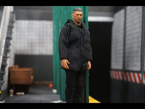Mezco One 12 Collective Marvel Netflix Punisher Action Figure Pre-Order