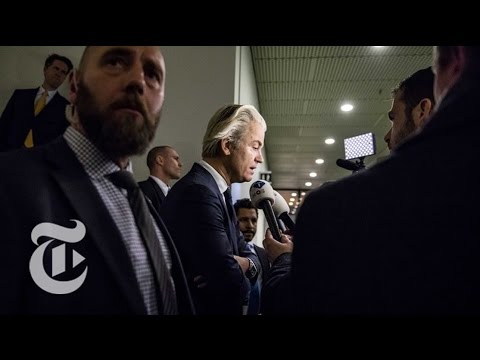 Geert Wilders, a Rising Anti-Muslim Voice | The New York Times