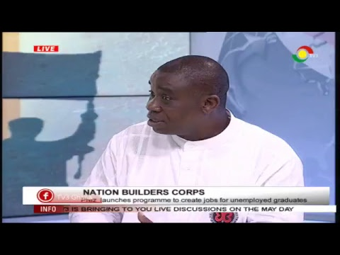 May Day 2018 : L@unch of Nation Builders Corps