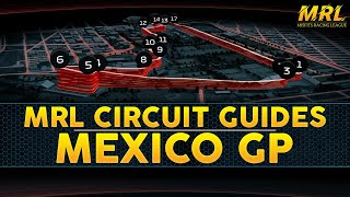 F1 2020 Mexican GP Track Guide & Setup - How to Master Mexico