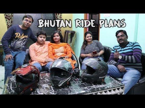 Bhutan Bike Trip | Ride Planning | Kolkata to Bhutan