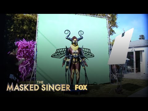 The Clues: Bee | Season 1 Ep. 9 | THE MASKED SINGER