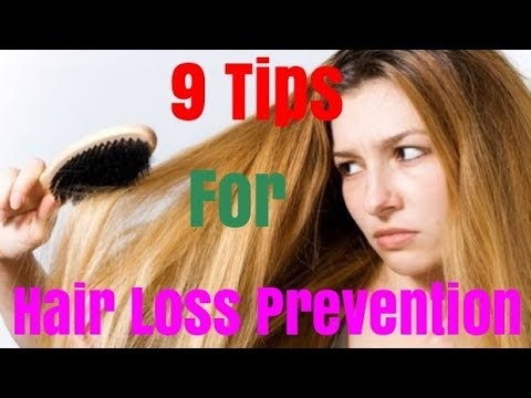 9-tips-for-hair-loss-prevention