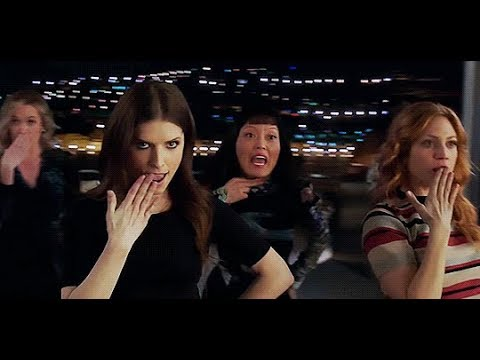 Pitch Perfect 3  Toxic Soundtrack Music  No Fat Amy Fight Scene