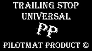 Советник Трейлинг Стоп Универсал | Trailing Stop Universal