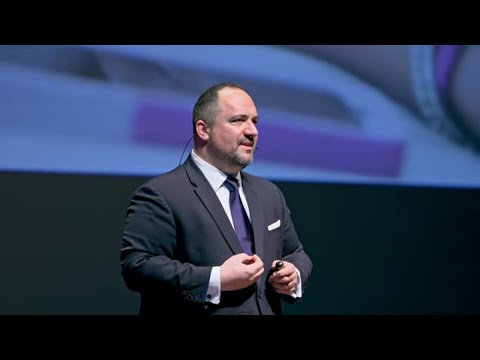 We Are All Communicators | Aaron Sherinian | TEDxBangalore ...