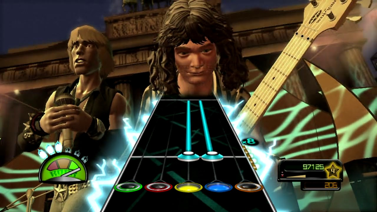 Guitar Hero Van Halen Ps3 Pretty Fly For A White Guy By Offspring Expert Guitar 100 Fc Youtube
