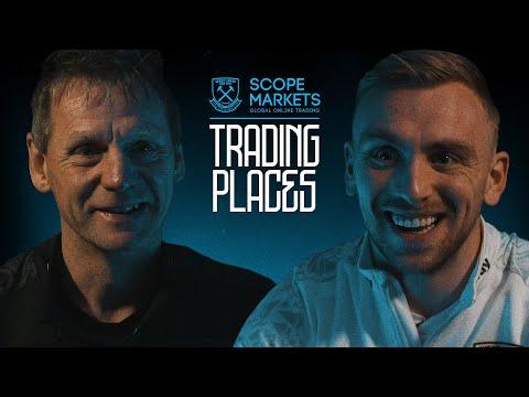JARROD BOWEN INTERVIEWS STUART PEARCE!   TRADING PLACES, PRESENTED BY SCOPE MARKETS