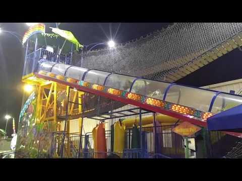 Maze fun at the State Fair
