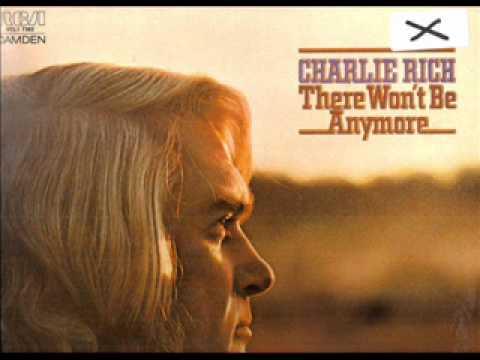 Charlie Rich ~ Too Many Teardrops (Vinyl)