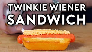 Binging with Babish: Twinkie Wiener Sandwich from UHF