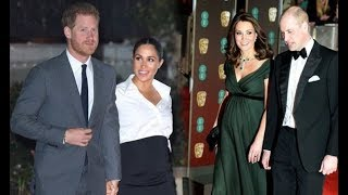 BAFTAs 2019: Why are Meghan and Harry not going to the BAFTAs like William and Kate?  - Today News U