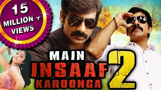 Download Video Main Insaaf Karoonga 2 (Chanti) Hindi Dubbed Full Movie | Ravi Teja, Charmme Kaur, Daisy Bopanna MP3 3GP MP4