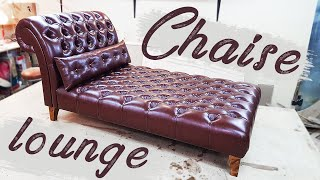 Chaise lounge DIY furniture