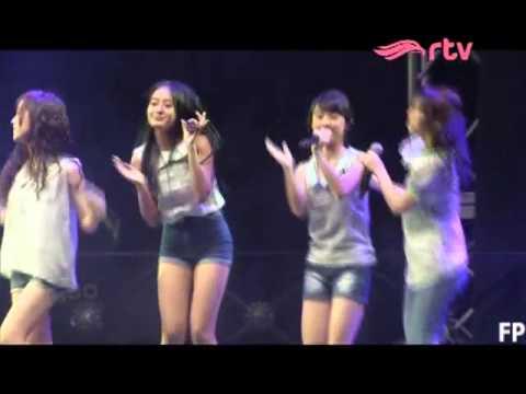 JKT48 - Boku wa Ganbaru @ Konser JKT48 RTV (27-6-2015)