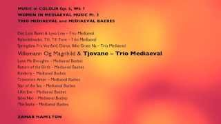 MinC Gp5 Wk7 - Women in Mediaeval Music (Trio Mediaeval and Mediaeval Baebes)