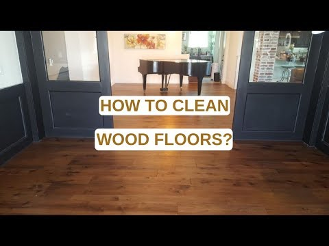 What Is Best Way To Clean Wood Floors