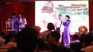 Lô tô show: Su Su đang ghẹo trai thì bị Yumi, Tâm Thảo 'bóc mẽ' chuyện học hát lô tô