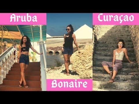 TRAVEL VLOG: The ABC Islands (Aruba, Bonaire, & Curaçao)