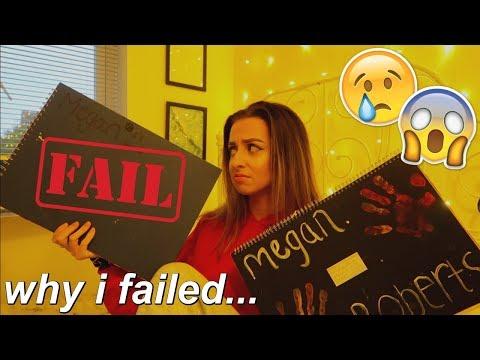 why i failed all of my gcses (exposing my gcse art sketchbooks)